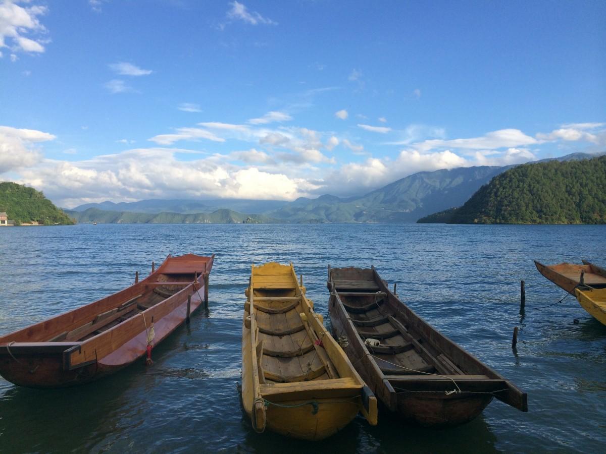 邛海、泸沽湖、双卧纯玩六日游