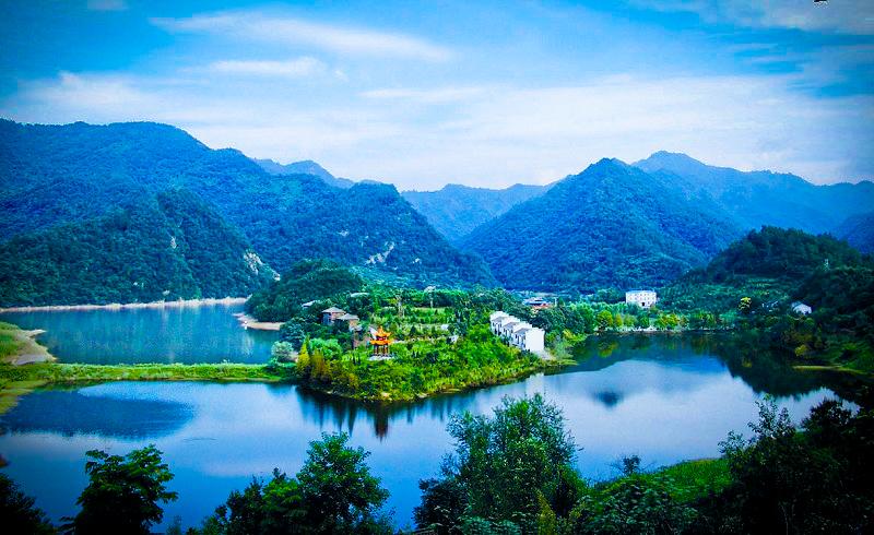 紫薇岛度假村旅游区