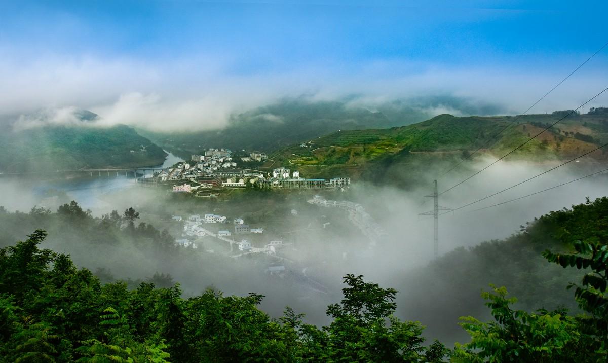 楠木寨旅游区