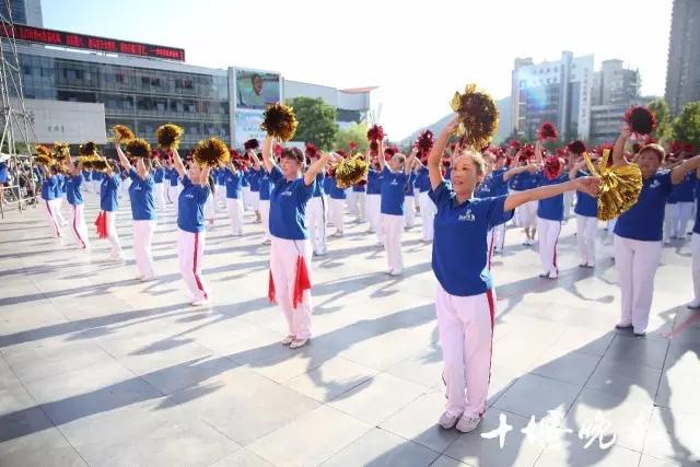 【资讯】快来投票!十堰史上最强广场舞大赛正式开锣