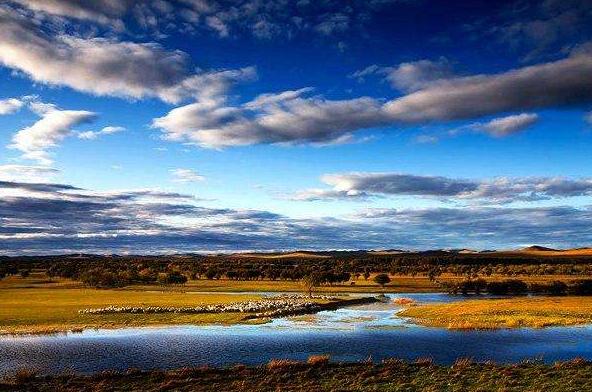 呼伦贝尔大草原、满洲里、室韦、齐齐哈尔扎龙、哈尔滨双飞八日游