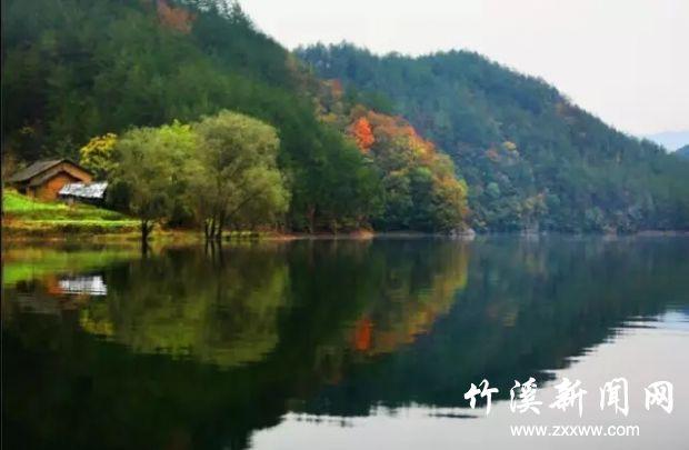 缅甸竹溪沟风景介绍