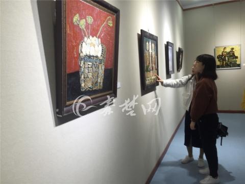 【资讯】十堰这里有漆画展开展  市民可免费前往参观
