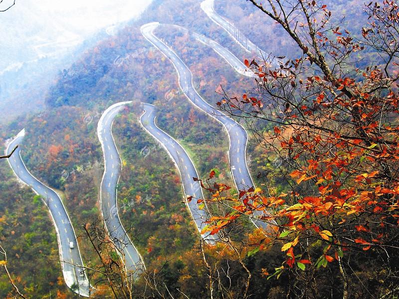 十堰让摄影师惊艳的四条公路