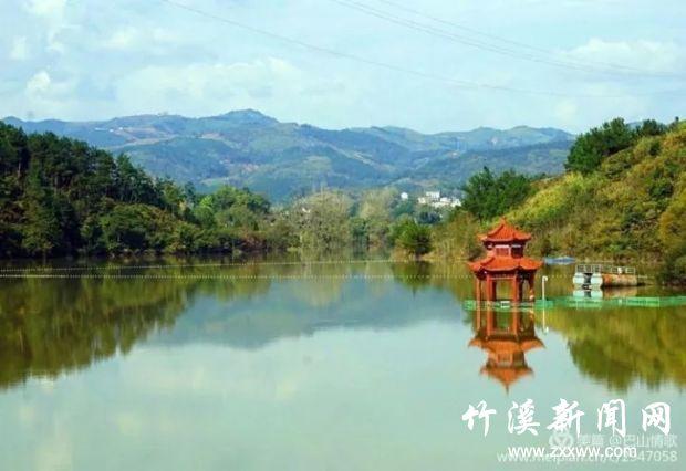 【资讯】深秋,醉在山明水净、浩淼辽阔的龙湖!