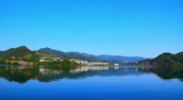 竹山圣水湖