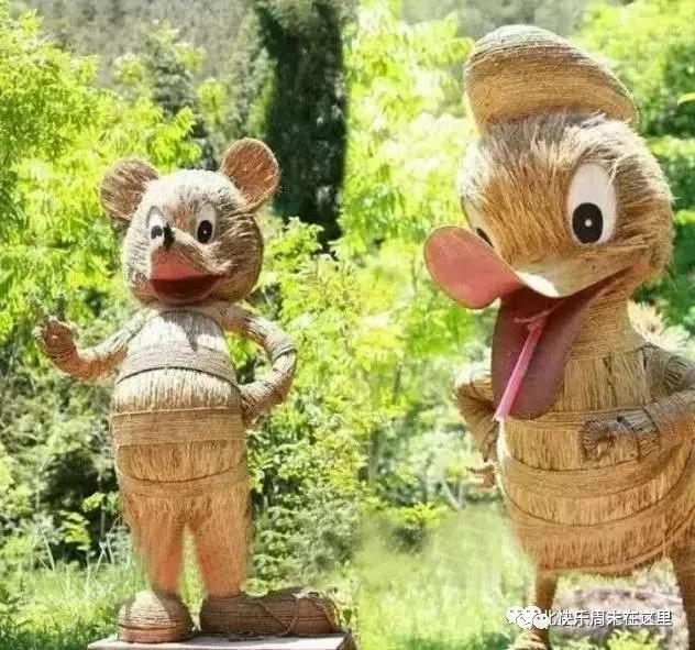 【资讯】郧西腾达农业观光园稻草人节魔幻来袭!