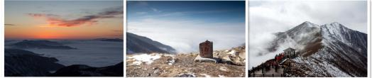 秦岭太白山 向高海拔进发