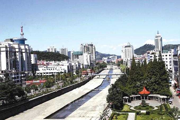 【资讯】高招!网友建议把百二河建成城区核心旅游景区