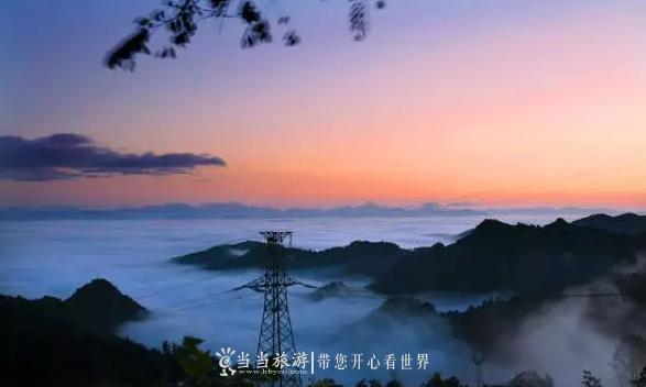 【资讯】纵情山水间  茶亦能醉人  竹溪茶旅融合富百姓