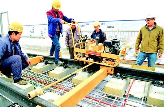 【资讯】汉十高铁进展顺利  十堰境内完成投资已过半