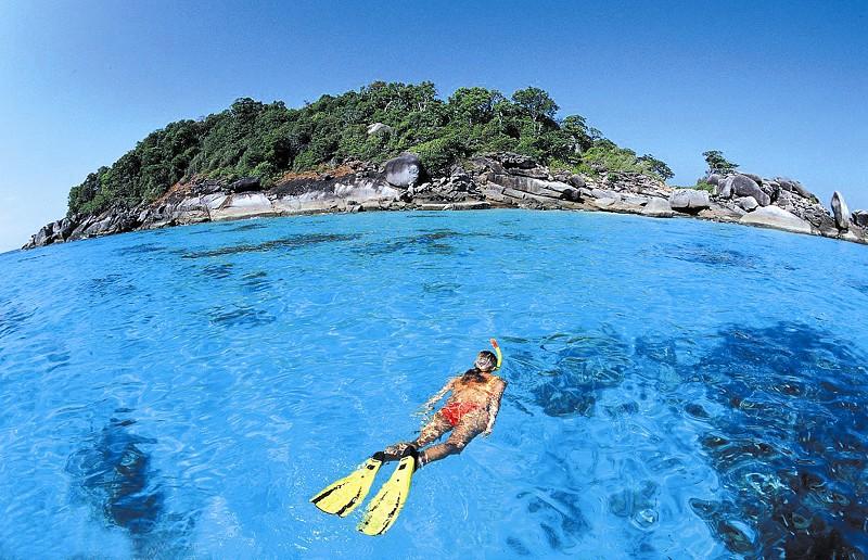 【资讯】寻个海岛好过冬  十堰人最钟情的小岛是哪个?