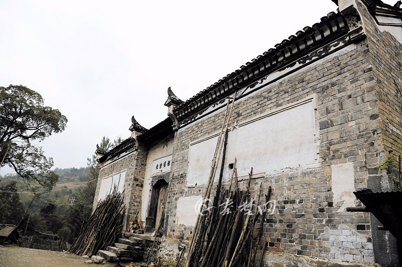 【资讯】房县这处竟有座300多年的古宅  你去过吗?