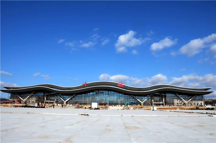 【资讯】武当山机场将逐步开通沈阳、青岛等4条新航线