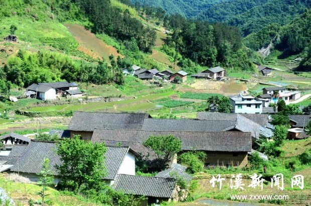 【资讯】竹溪汪家坪村:穿越时空的传统村落