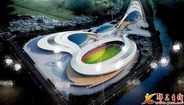 郧西县体育中心