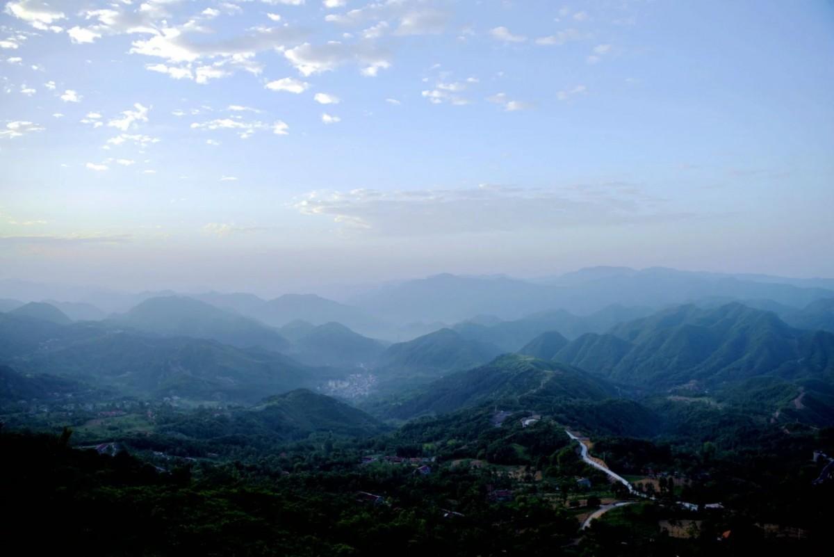 【资讯】十堰郧西坎子山的畅想  借助旅游建设美丽乡村