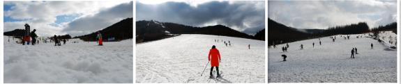 南国滑雪胜地