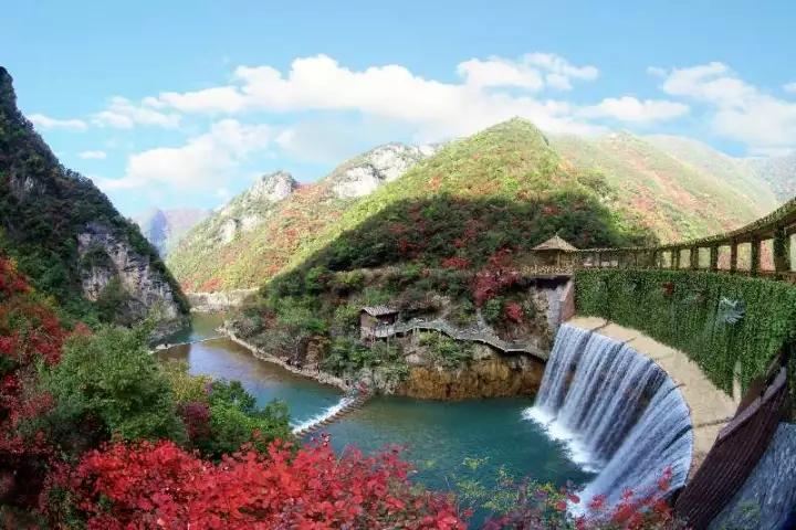武当山与五龙河的不解之缘