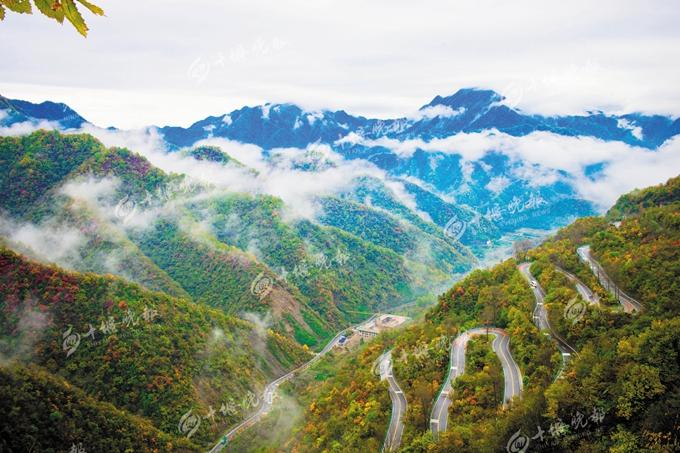 【资讯】十堰有三地当选湖北旅游名镇、名村