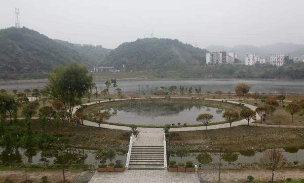 【资讯】竹山城西湿地公园门球场正式开放使用