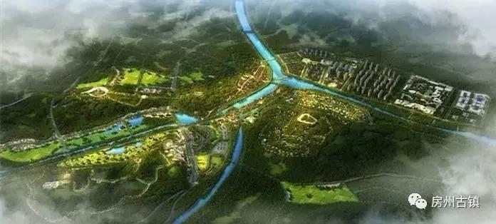 """【资讯】十堰这地将被打造成""""国家级旅游特色小镇"""""""