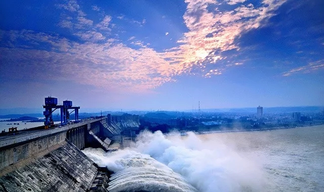 【资讯】美丽的中国  美丽的水:沧浪绿水丹江口