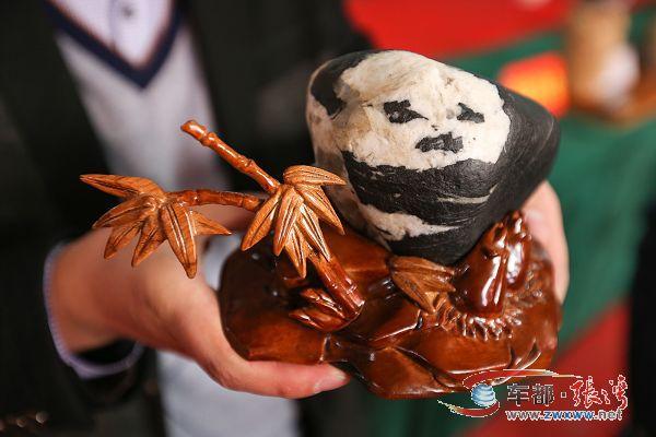 【资讯】张湾举办首届观赏石文化节  活动持续到3日