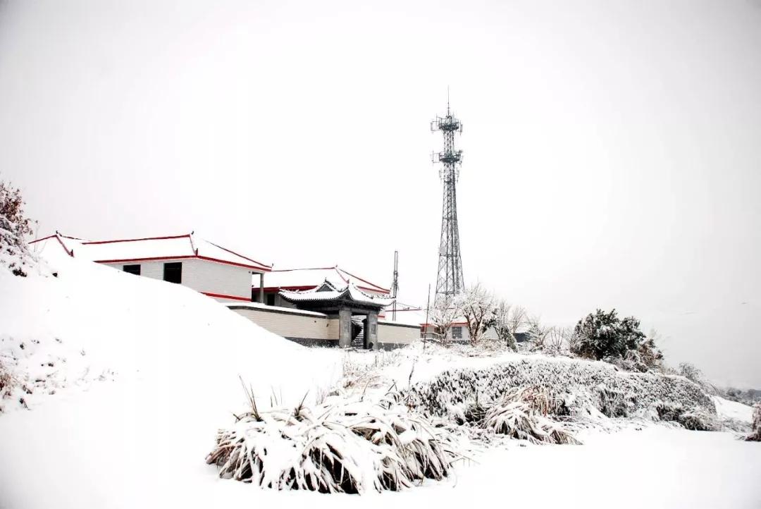 【资讯】丰年好大雪,竹溪县旅游局启动应急预案