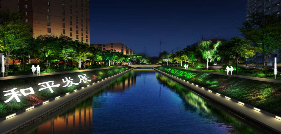 【资讯】房县实施城市亮化工程 增添绚丽夜景