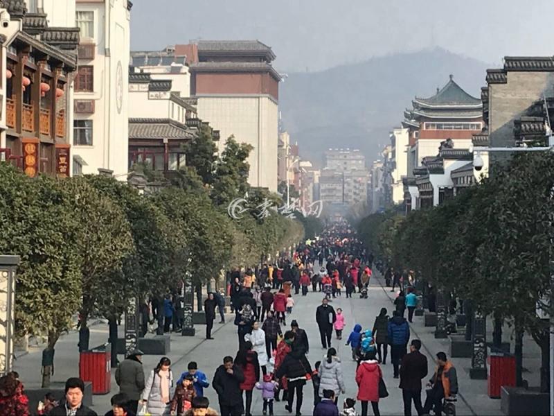 武当山特色非遗文化庙会持续三天