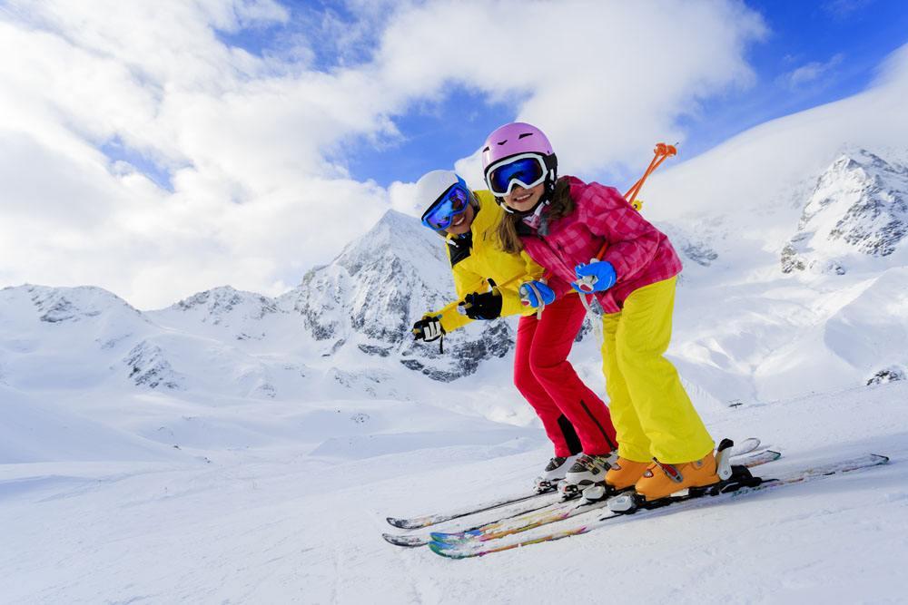 河南老界岭激情滑雪一日游