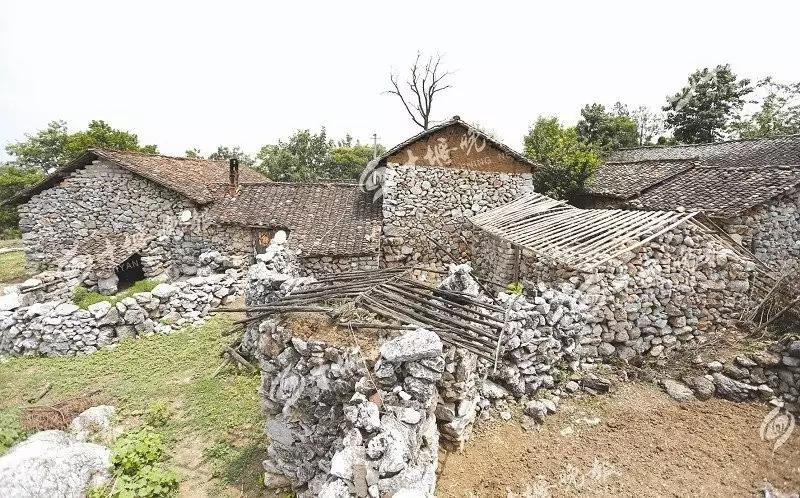 【资讯】十堰这里藏着一个400年历史的石头村