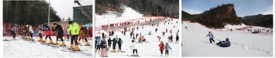 滑雪才是冬天的正确打开方式!