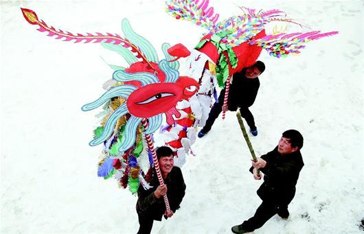 【资讯】郧阳这个村计划通过非遗传承开展文化扶贫