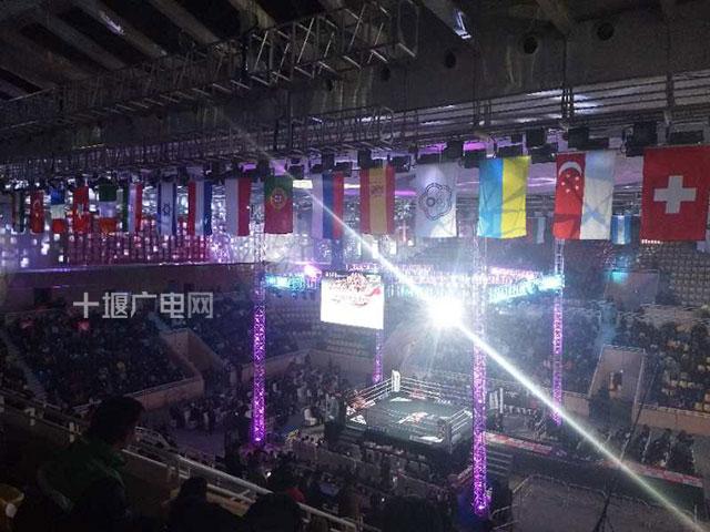 F中外拳王争霸赛总决赛