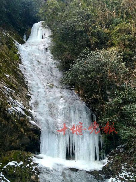 【资讯】昨日十堰多地再迎降雪,下在这些地方
