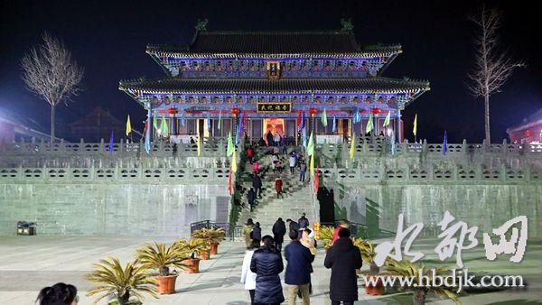 【资讯】春节期间丹江口市旅游收入1.25亿元