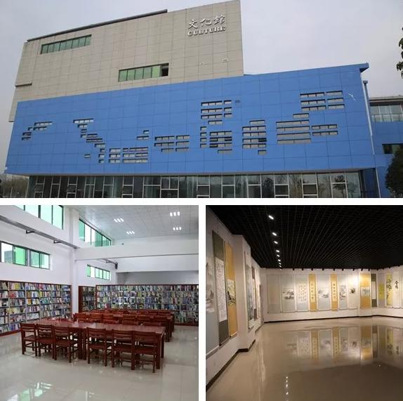 竹溪县文体新广局、县文化馆、县图书馆