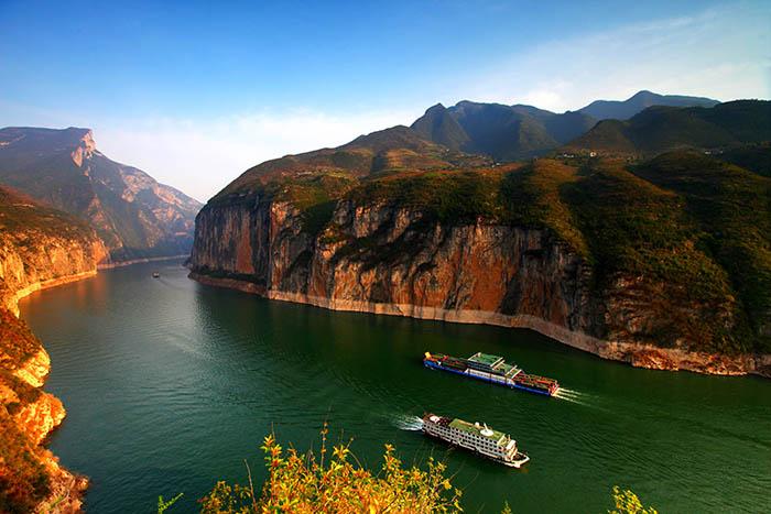 高峡平湖、三峡奇潭、嫘祖庙、三峡灵芝园2日游