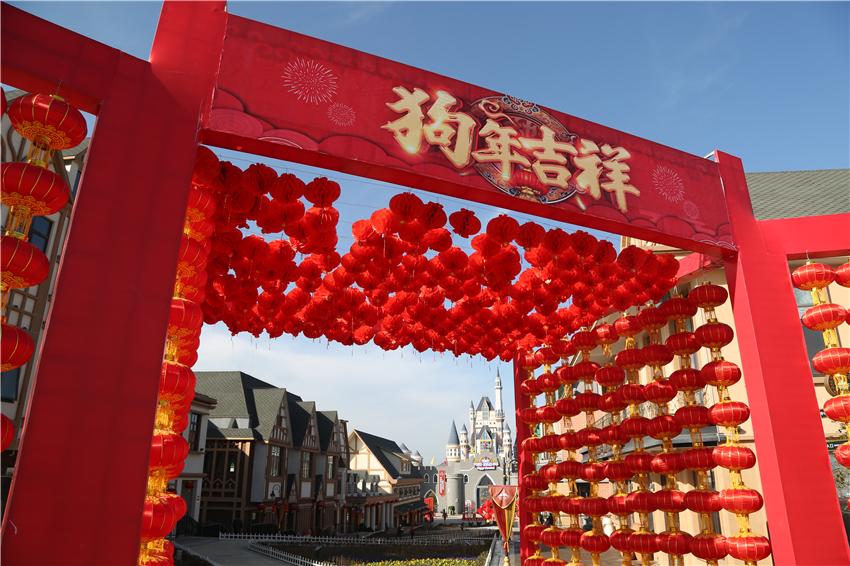 【资讯】春节期间十堰各县市区旅游市场持续火爆