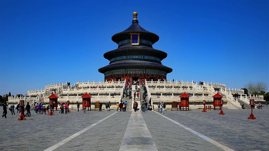 我送爸妈看北京、逛天津双卧六日游