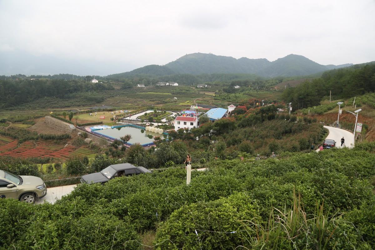 竹溪绿之恋旅游区