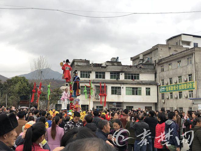 【资讯】郧西上津:明清老街开街 再现明清繁华