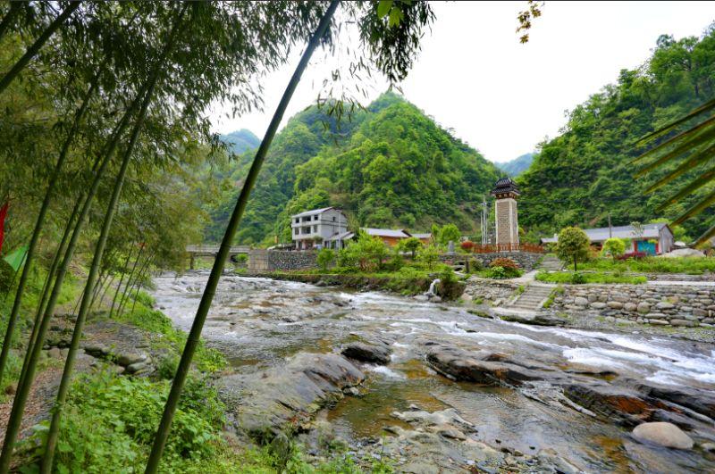 石板河旅游风景区