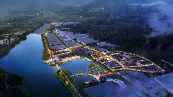【资讯】上津古镇将投资近5亿元,这十大项目全面开工