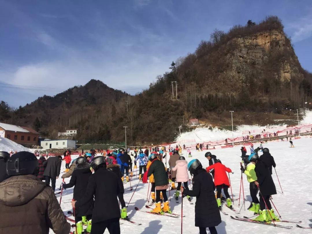 【资讯】有个关于武当国际滑雪场的消息得提前告诉您