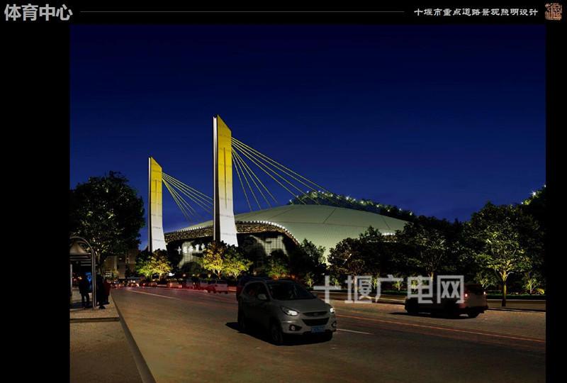 【资讯】抢先看!北京路示范段亮化工程月底完工
