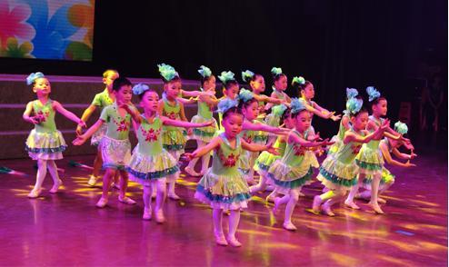 【资讯】好消息!十堰市舞蹈大赛少儿组比赛开始报名啦!