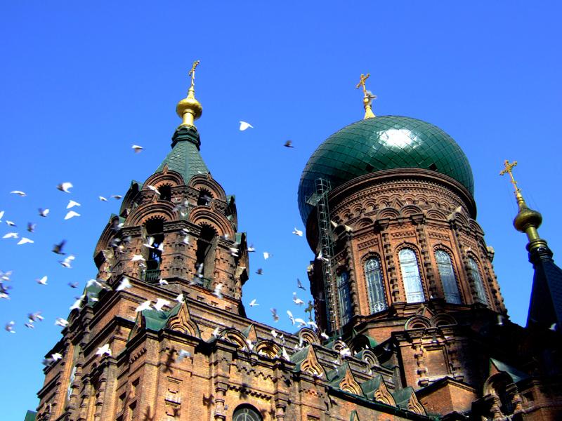 哈尔滨、俄罗斯乌苏里斯克、海参崴双飞6日游